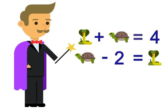 Ребусы с картинками по математике с ответами