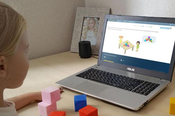 математика для дошкольников онлайн