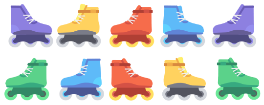 Riddle for kids about rollerblades